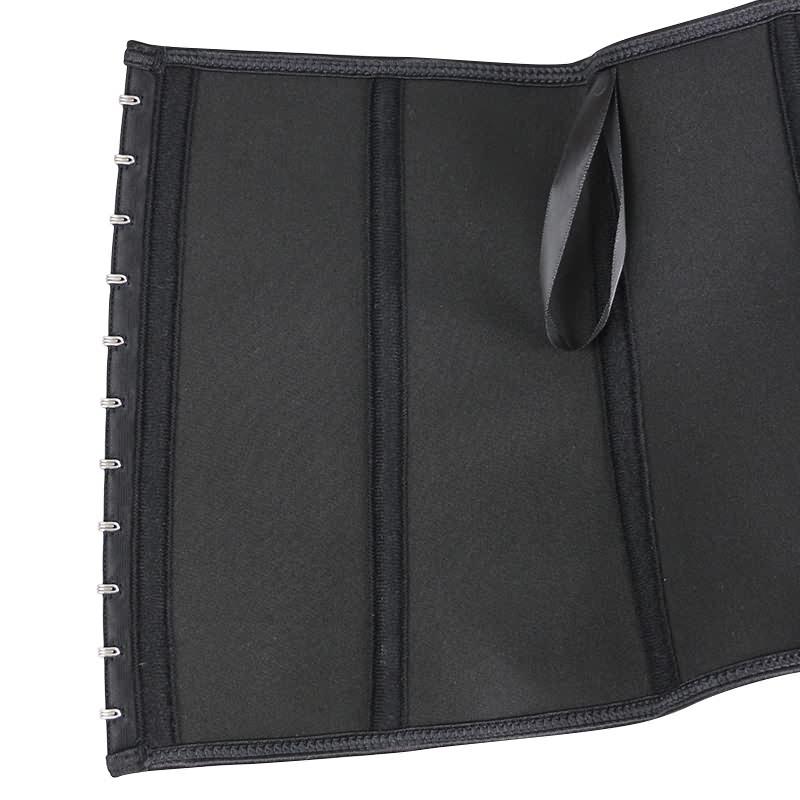 hooks of cinched waist