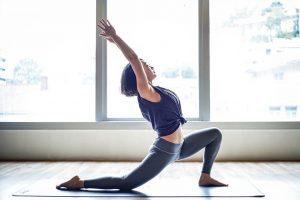 Fast-Slimming Yoga