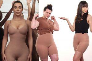 Kim Kardashian's Own Brand Skims Bodywear