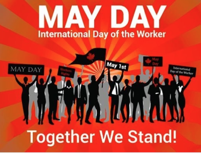 Holiday Notice of 2020 May Day
