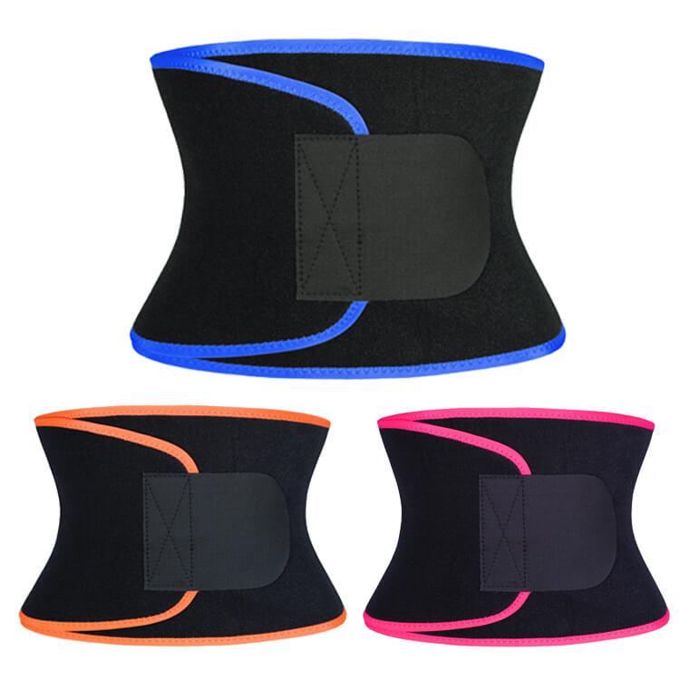 Best Neoprene Sweat Waist Belt
