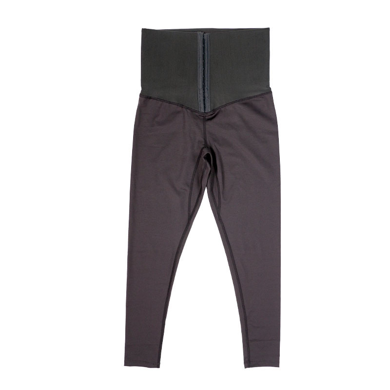 black high waist trainer shapewear shaping pants