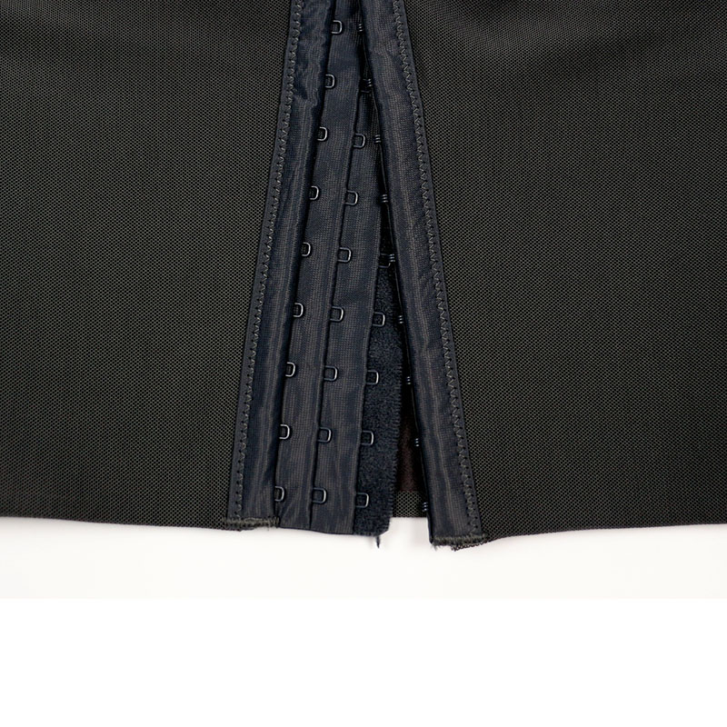 The hook of high waist trainer shapewear shaping pants