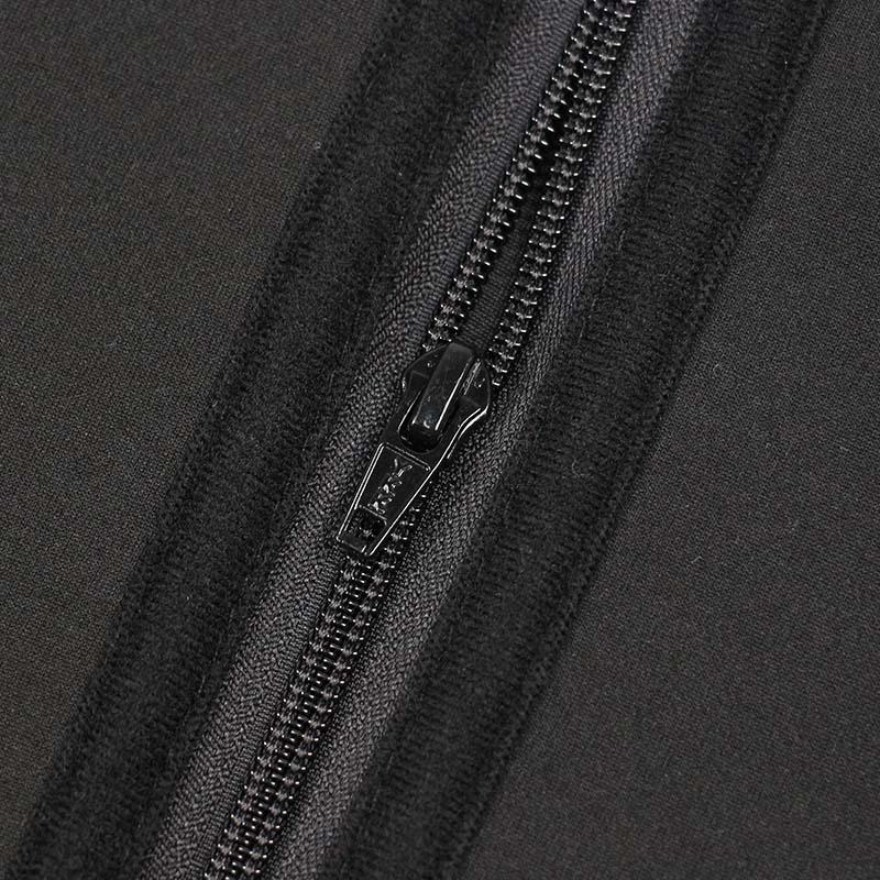 The zipper of neoprene waist cincher belt with YKK zipper