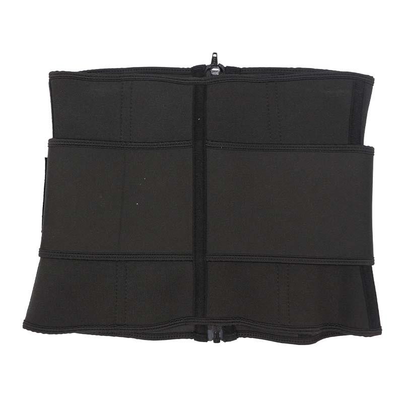 wholesale waist cincher belt with YKK zipper