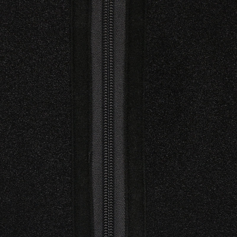 The zipper of 3 belts waist trainer with zipper