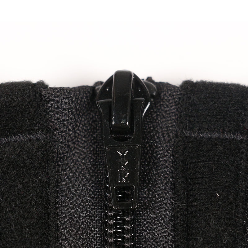 The YKK zipper of 3 belts waist trainer with zipper