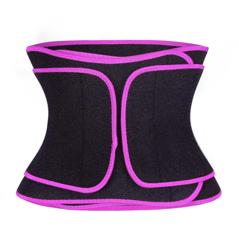custom sweat waist slimmer belt wholesale