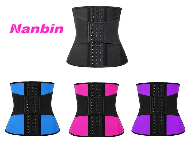 Other Colors Latex Double Elastic Band Waist Trainer