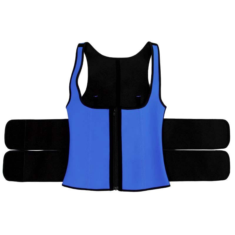 Double Strap Waist Trainer Vest 4