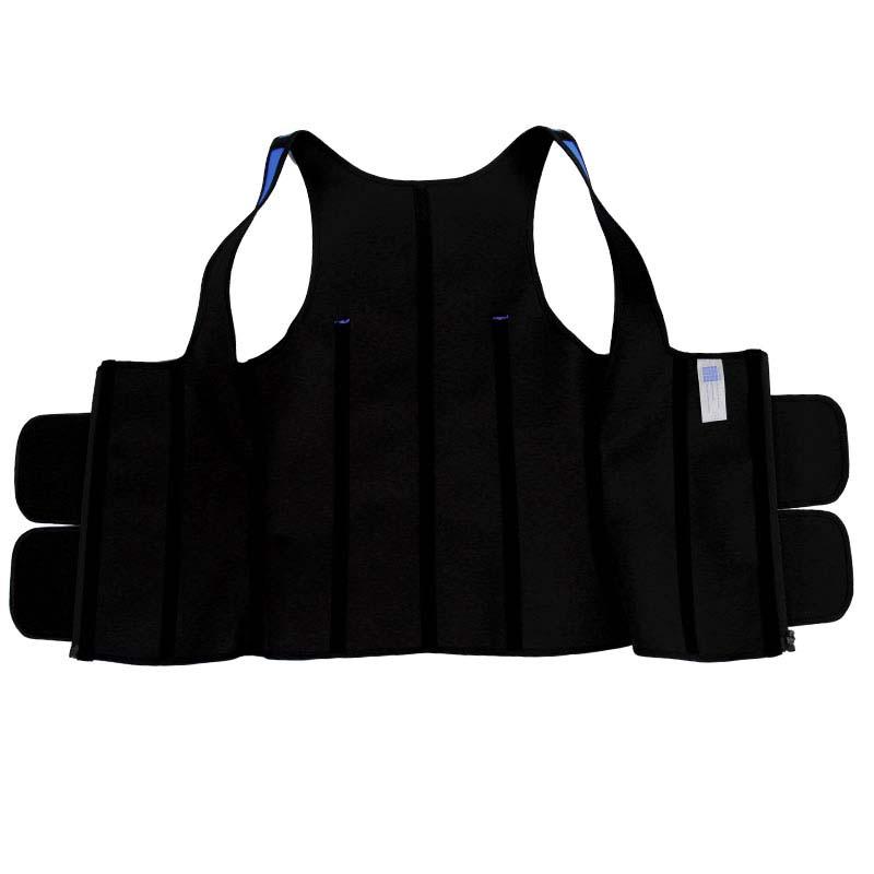 Double Strap Waist Trainer Vest 5