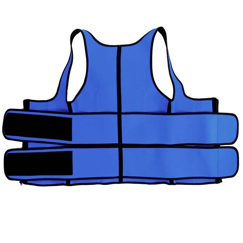 Double Strap Waist Trainer Vest 3
