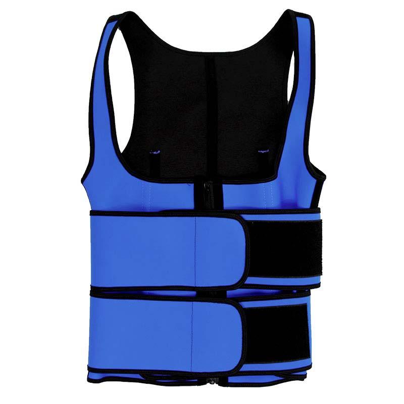 Double Strap Waist Trainer Vest