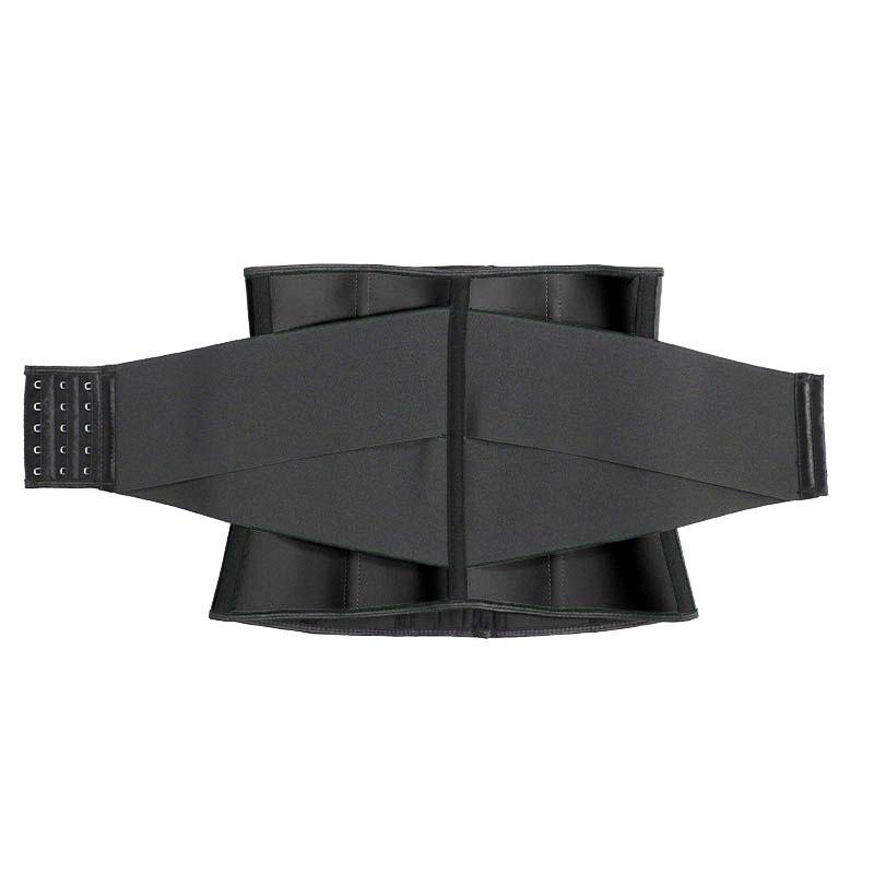 Latex double elastic band waist trainer