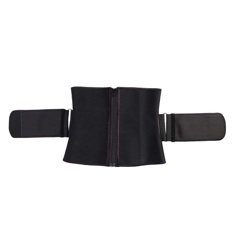 latex three-layer elastic waist trainer