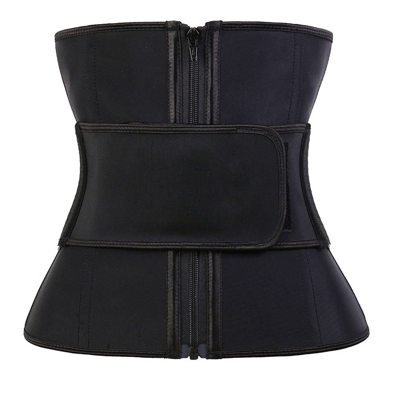 Wholesale Latex Three-layer Elastic Waist Trainer