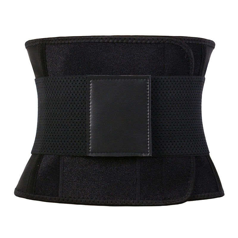 Custom Latex Elastic Band Waist Trainer With Pocket