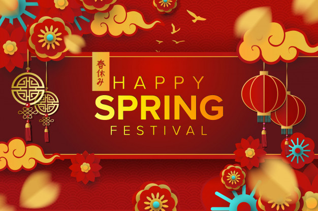 Holiday Notice of 2021 Spring Festival
