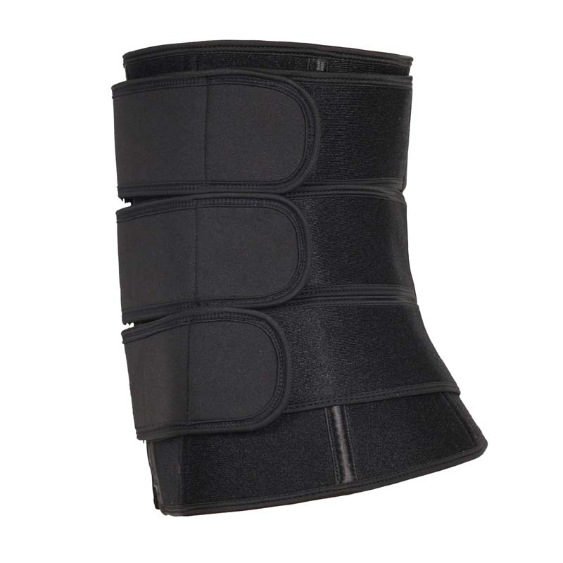 The left of 3 Hook Waist Trainer With Three Belt