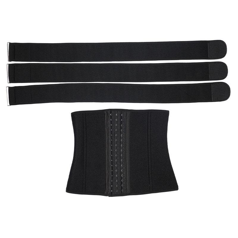 3 Hook Waist Trainer With Three Belt