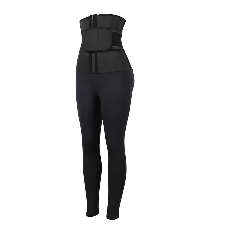 The left of Women's Body Shaper Pants