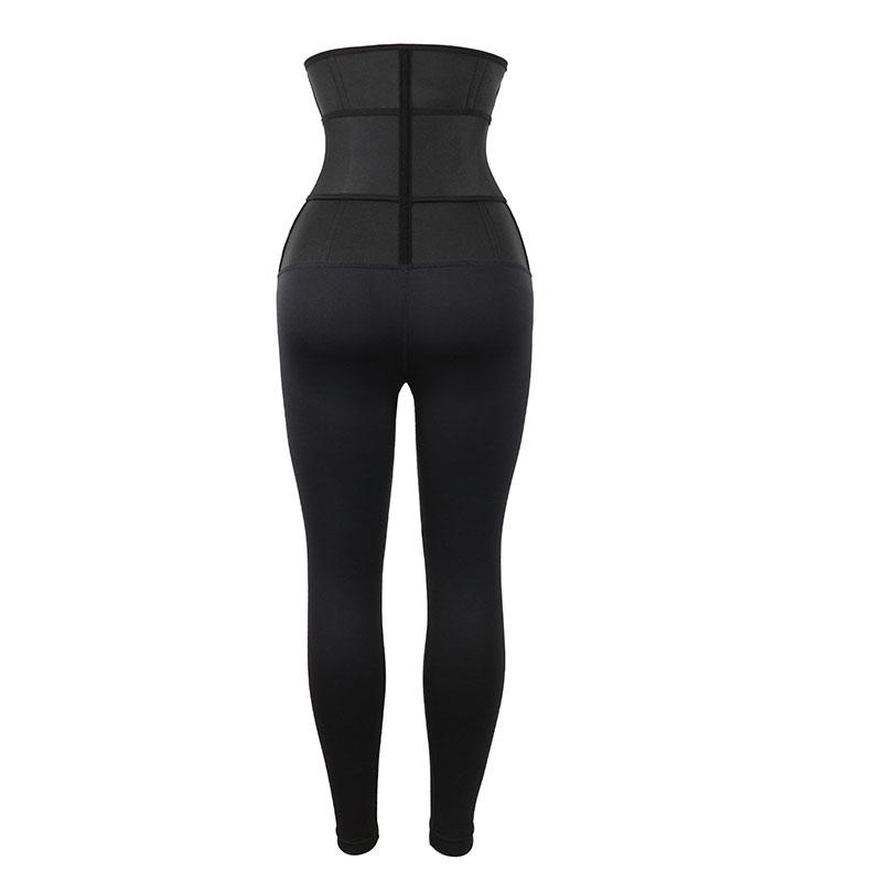 The back of Women's Body Shaper Pants