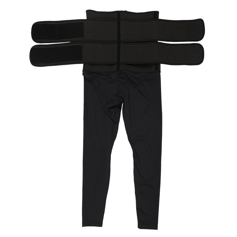 Custom High Waist Shaper Pants