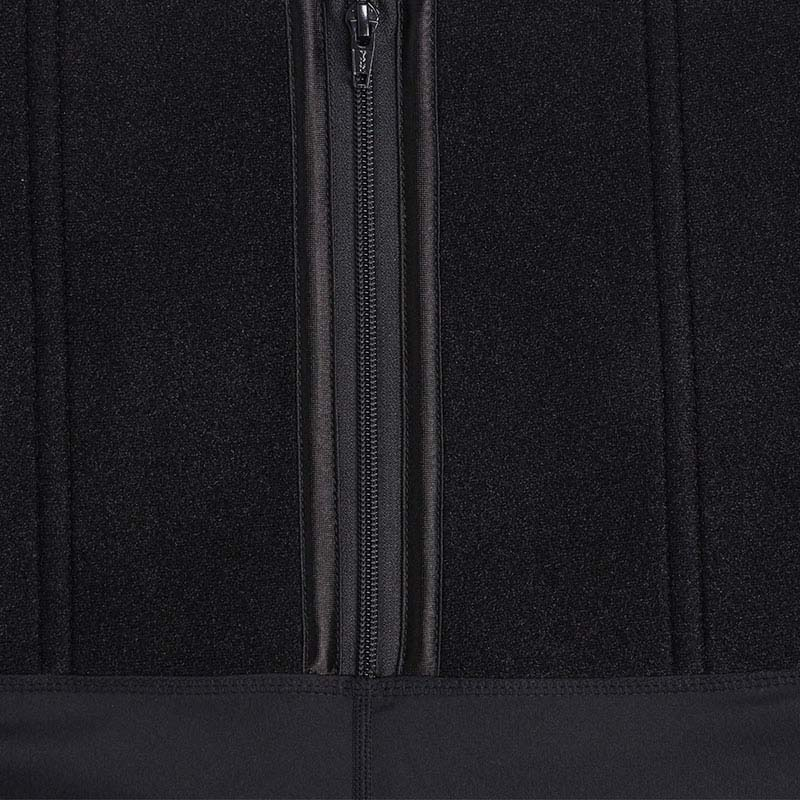 The ykk zipper of Body Shaping Pants With Logo