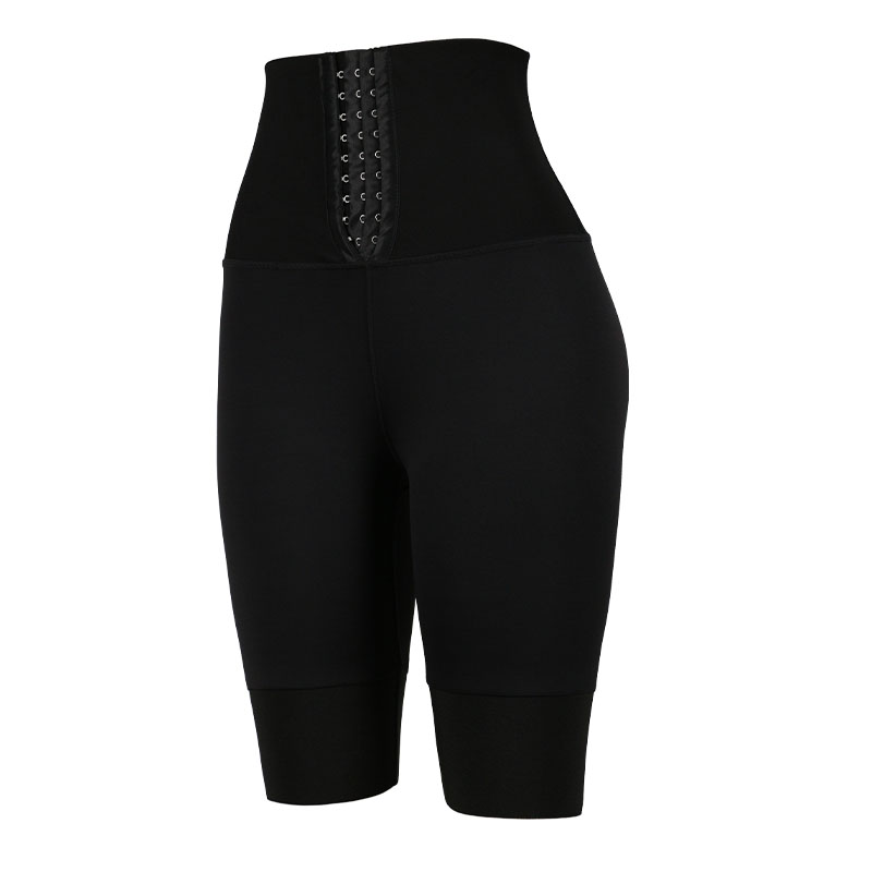 The left of Three-layer Latex Waist Trainer Without A Belt