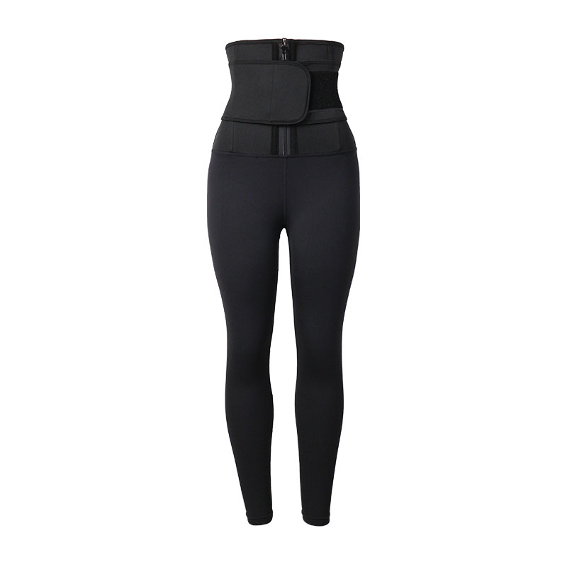 9 Inch SBR Material Body Shaping Pants With Belt