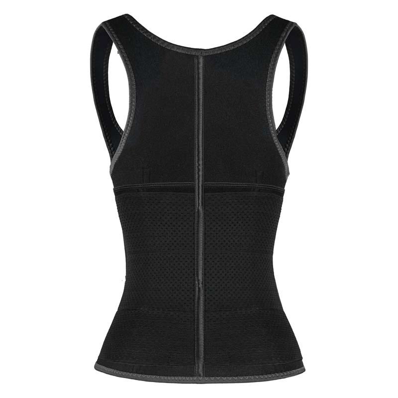 The back of Waist Trainer Vest For Women