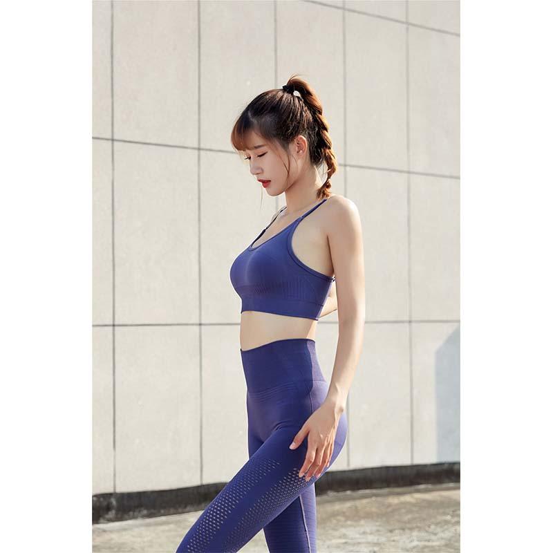 TYKM High Waisted purple Sportswear Bulk