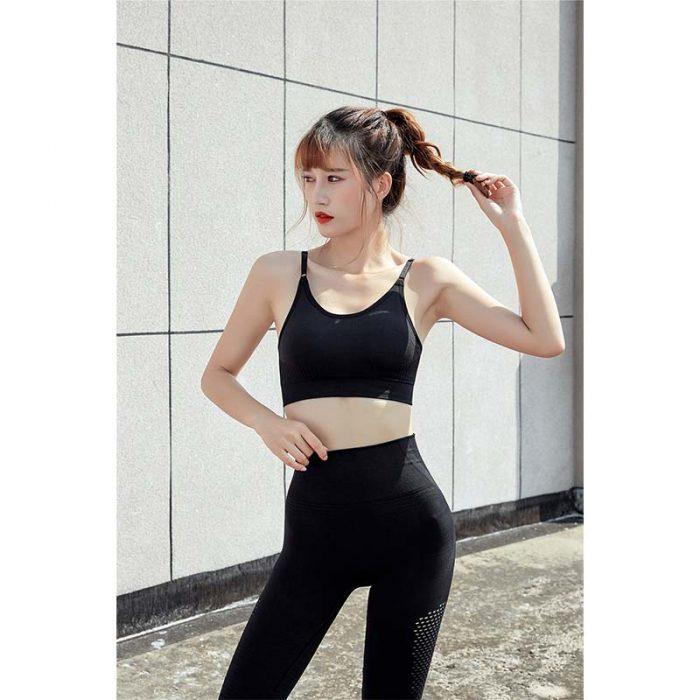 TYKM  Sportswear black