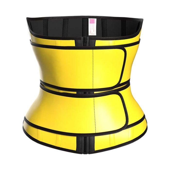 waist trainer yellow
