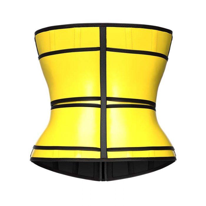 yellow waist trainer