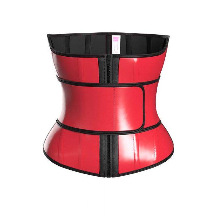 waist trainer red