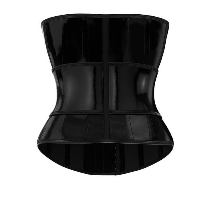 waist trainer black 2