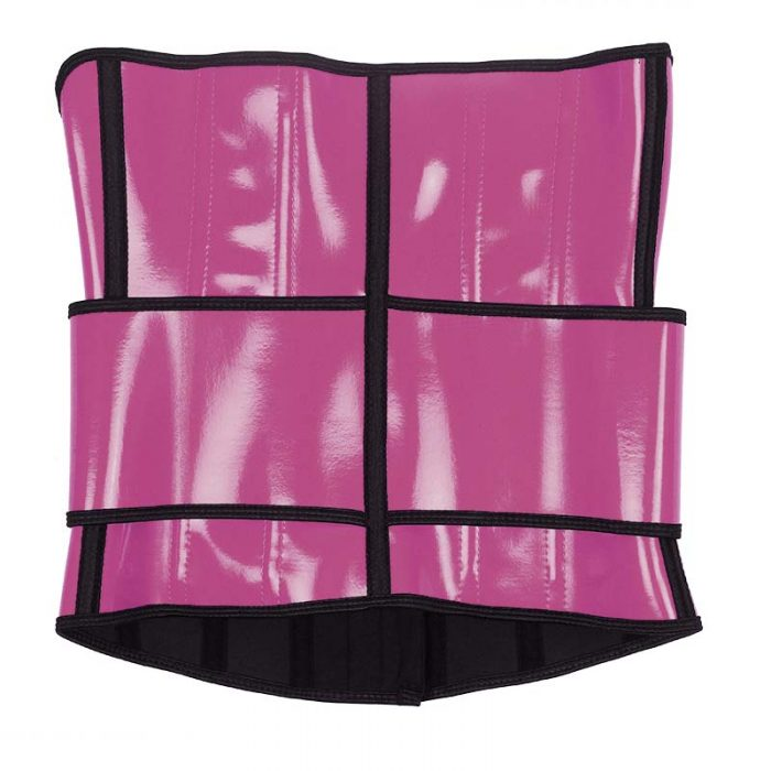 waist trainer pink Physical map 2