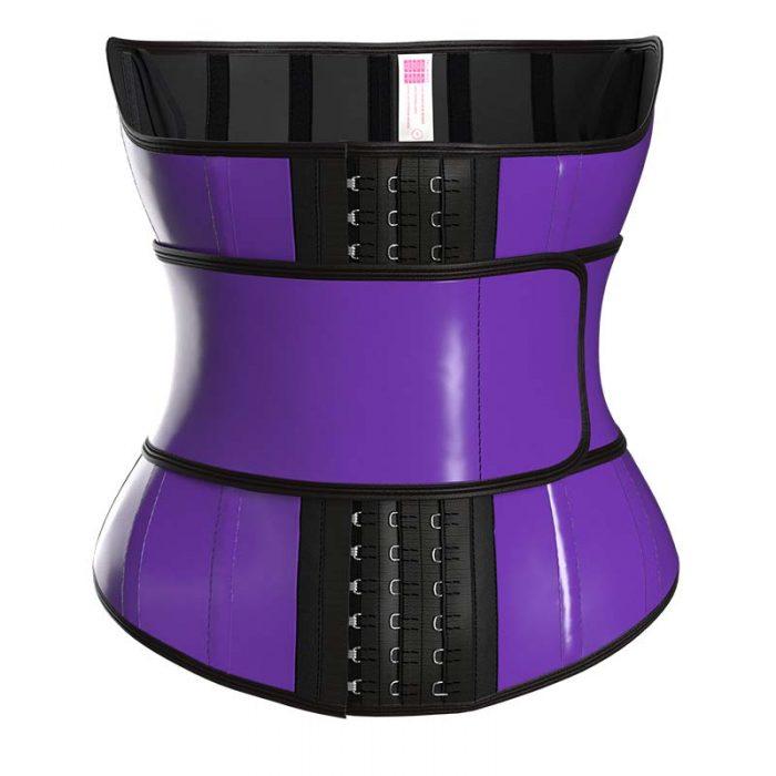 waist trainer purple 1