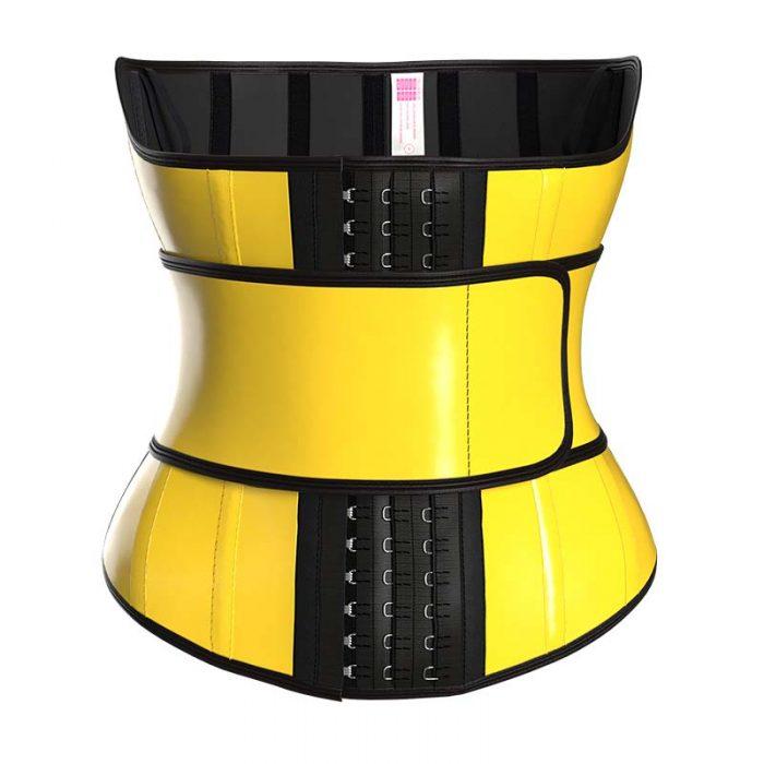 waist trainer yellow 1