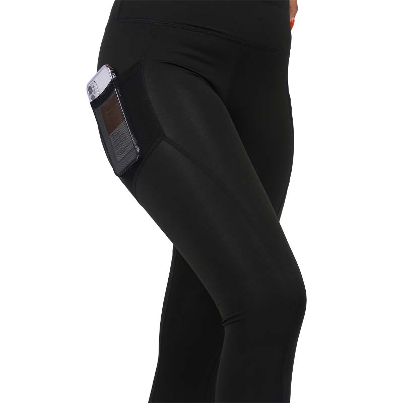 leggings with phone pocket Physical image 1