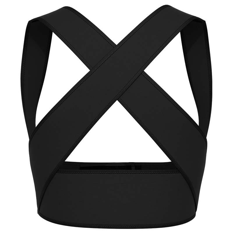 Latex Chest Support Waist Vest 2