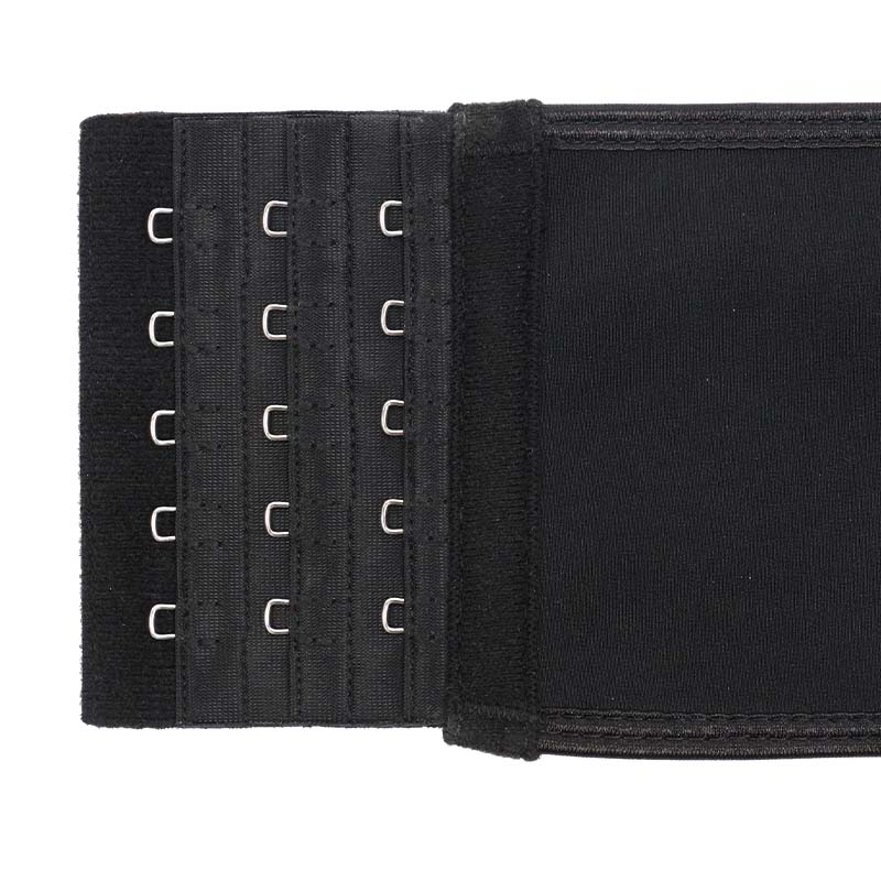 Three-layer Spliced Fabric Elastic Belt Waist Trainer 4