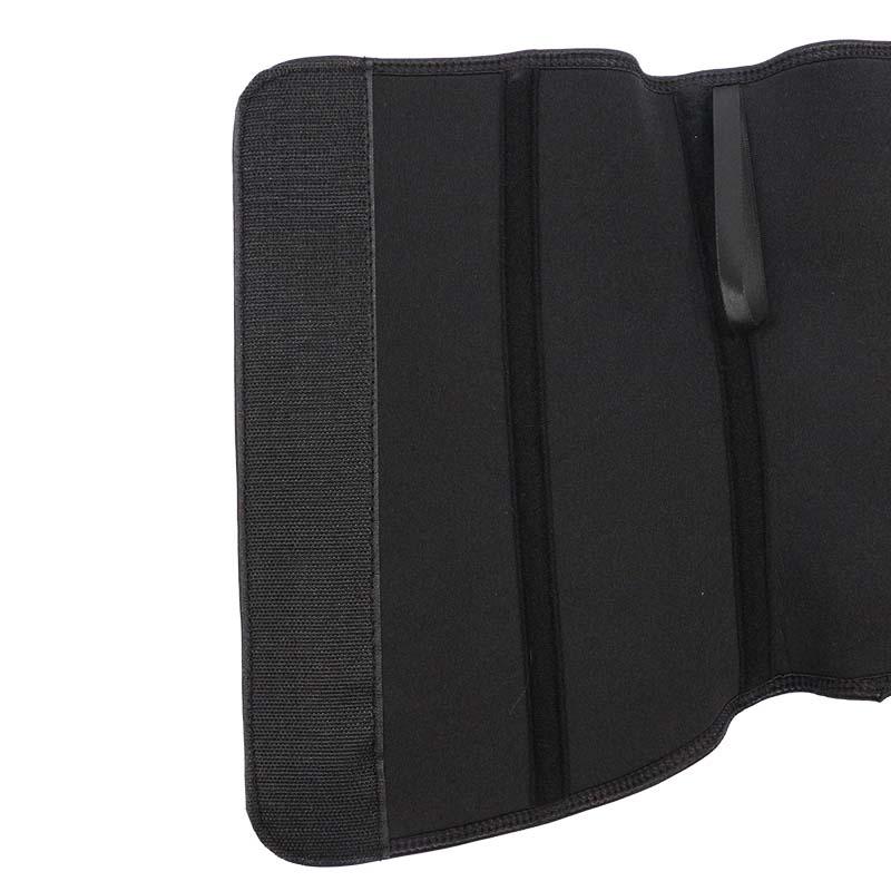 Three-layer Spliced Fabric Elastic Belt Waist Trainer 3