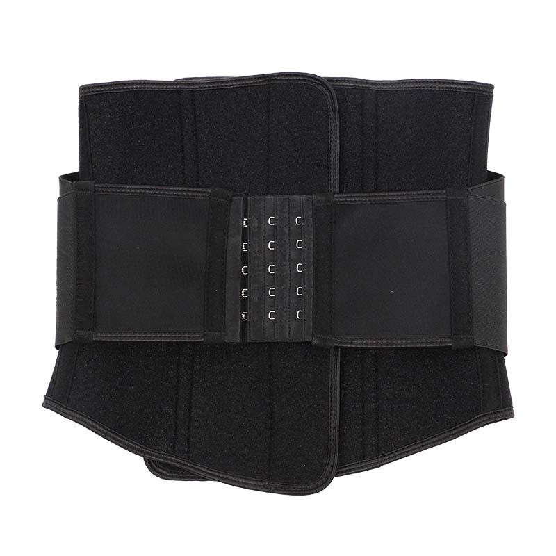 Three-layer Spliced Fabric Elastic Belt Waist Trainer 2