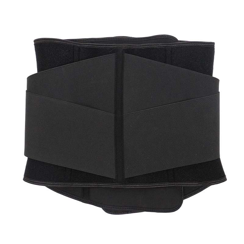 Three-layer Spliced Fabric Elastic Belt Waist Trainer 6