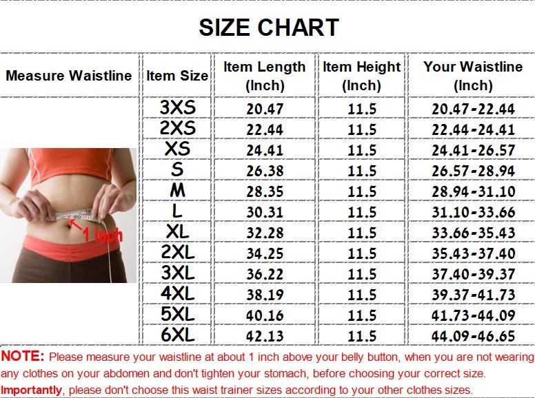 Best Waist Trainer For Women size