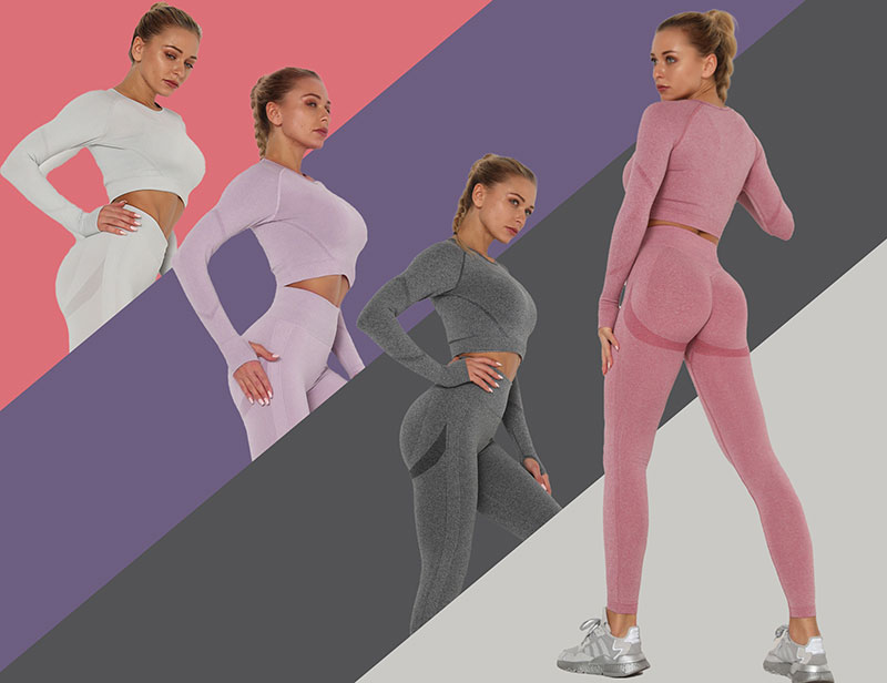 Yoga Outfit Set Other color