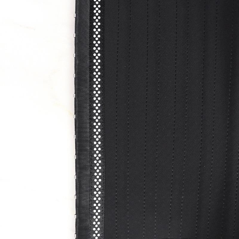 Thin Waist Trainer Detail of the edge