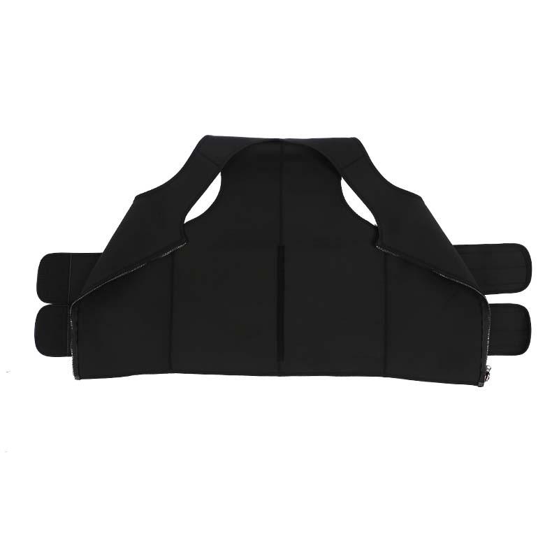 Men Waist Trainer Vest physical image
